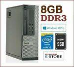 [Refurb] Dell OptiPlex 9020 SFF i5-4570 8GB RAM NEW 240GB SSD Win10 Pro Desktop PC $269 Delivered @ Melbourne-eStore eBay