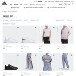 Singles Day/Click Frenzy Sale 40% off RRP on 1000 Products @ adidas