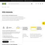 [SA] 15% off IKEA Home Furnishing (Including Sale Prices) @ IKEA Adelaide