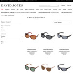 50% off Cancer Council Sunglasses (in Store & Online) @ David Jones