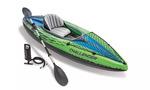 Intex Challenger Inflatable Kayak: Single $107 or Double $143 + Shipping @ Groupon