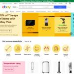 [eBay Plus] $10 / $5 Discount Voucher on eBay AU