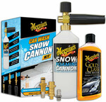 Meguiar's Snow Foam Cannon Kit $69.99 (Was $99) @  Autobarn