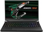 [Pre Order] AORUS 15G YC i7 - RTX 3080 Laptop $3499 + Delivery/Free with mVIP/Pickup @ Mwave