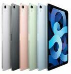 [eBay Plus, Afterpay] 12% off Apple iPad - 8th Gen 128GB $571.12, Air 4th Gen 64GB (2020) $791.12 + More @ Wireless 1 eBay
