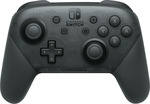 [LatitudePay] Nintendo Pro Controller $64.95 + Postage (or Free Click & Collect) @ The Good Guys