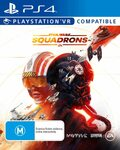 [PS4] Star Wars Squadrons $24 + Delivery ($0 with Prime/ $39 Spend) @ Amazon AU