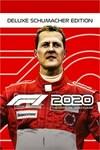 [XB1] F1 2020 Deluxe Schumacher Edition $29.98 (Was $119.95) @ Microsoft Store