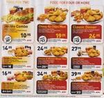 KFC Vouchers (NSW/VIC/Alice Springs/SA)