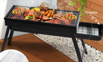 Charcoal BBQ Grill Portable $29 Delivered (Save $10) @ Direct on Sale