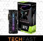 [eBay Plus] Gigabyte RTX 3080 Eagle LHR $1799.10 (OOS), Gainward RTX 3080 Phantom Non-LHR $1979.10 Delivered @ Techfast via eBay