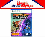 [Afterpay, PS5] Ratchet and Clank Rift Apart $79.95 Delivered @ City of Games eBay