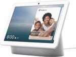 Google Nest Hub Max (Chalk) $224.10 + Delivery ($0 C&C) @ The Good Guys