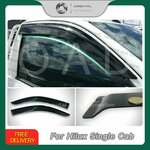 Weather Shields & Boot Mat for Toyota Hilux & Toyota Yaris Cross from $42 Delivered @ Orientalautodecoration