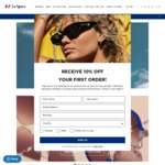 30% off Sunglasses & Accessories Sitewide + $5 Delivery ($0 with $50 Order) @ Le Specs