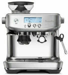 [Afterpay] Breville BES878 Stainless Coffee Machine $731.65 Delivered @ Bing Lee eBay