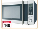 Breville BMO200 Stainless Steel 30L Microwave, $148 at BigW (RRP $289.95)
