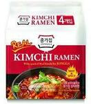 Jongga Kimchi Ramen (Hot & Spicy) - $1.49 (Was $4.99) + $10 Delivery @ Happy Mart