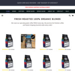 20% off All Coffee Blends & Free Express Shipping @ Airjo Coffee Roaster