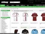 Kitbag Warehouse Clearance - Adult Soccer Jersey from US $25 + Others up to 70% + Ship (~US $12)