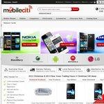 ~Christmas Sale~ iPhone 5 16GB Black $758, Lumia 820 $528, Xperia U $178, PSP $98 @ Mobileciti