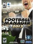 Football Manager 2013, Downloadable, $19.99 Amazon Downloadable Gaming
