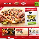 Pizza Hut - $4.95 Large Classic or Legends Pizza (Pick up) - Expires 31/03/13
