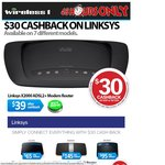 Networking Madness @ Wireless 1 - Linksys X2000 N300 Modem Router $39 after Cashback + More