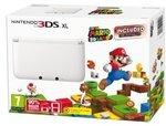 Nintendo 3DS XL White Ltd Edition + Super Mario 3D Land or Mario Kart 7 $209 Delivered @ Amazon