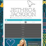 Free Shipping at Jethro & Jackson
