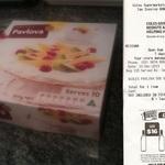 Pavlova Base 500g - $0.50 (Was $11.50) @ Coles Mitcham (VIC)