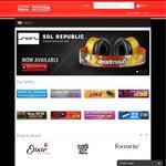 AudioInvasion.com.au Bonus Bonanza Sale - Spend over $99 and Receive a Bonus Mic Valued at $39
