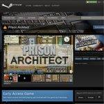 66% off Prison Architect. USD$10.19 [STEAM][ALPHA]