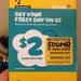 First Day Free on Optus Prepaid $2 Days (500MB Data and Unlimited TXTs and Calls)