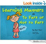 FREE eBook- Jade's Life Skills Series - Learning Manners or to Fart or Not to Fart