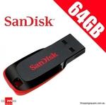 SanDisk 64GB USB $29 - ShoppingSquare + $3.95 shipping