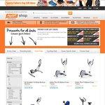 50% off Exercise Bikes & Elliptical Cross Trainers from Slashsport.com