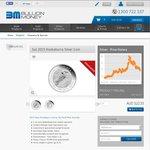 1oz 2015 Kookaburra Silver Coins: Less Than $5 over Spot at Bullion Money, $22.xx (Cyber Monday)