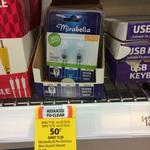 Mirabella Eco Halogen Bi Pin 14 Watt Globe (2 Pack) Was $7.50 Now $0.50 @ Coles Balgowlah NSW