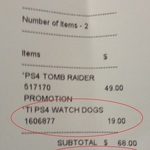 Watchdogs PS4 (Pre-Owned) $19 @ JB Hi-Fi Bundall QLD (Maybe Others) - Potential for Extra 20% off