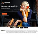 Free $10 Audible Audiobook Credit