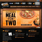 Pizza Capers Buy 2 Large Pizzas Get A Third Free