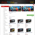 30% off New Lego Technic at Shopforme, Free Shipping over $150