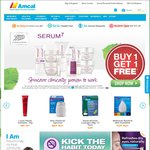 Amcal 10% off + Free Shipping