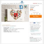 10-Pieces Customizable A3 Poster Prints $10.00 + Delivery $8.95 @ Photobook Australia
