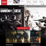 FREE: Rainbow Six Siege Beta Keys @ IGN