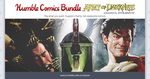PWYW Humble Comics Bundle-Army of Darkness US $15/~AU $21.80 for All