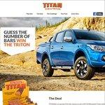 Win a Mitsubishi Triton Exceed Worth $55,000