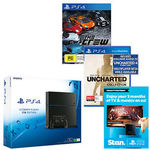 PlayStation 4 1TB Bundle w/ The Crew, Uncharted & 3-Months Stan - $419.90 Delivered @Target eBay
