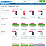 Zest Phone, Tablet, iPad Cases and Passport Holders for $2 @ Harvey Norman